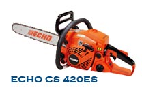 verhuur machine Echo CS 420 ES